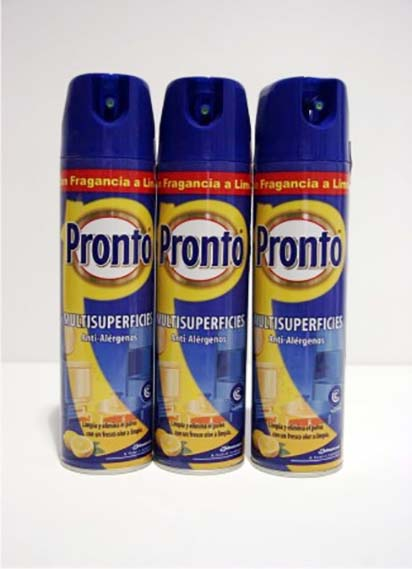 PRONTO SPRAY SUPERFICIES
