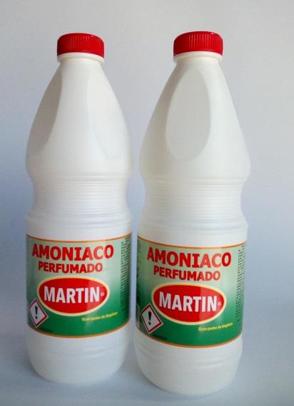 AMONIACO PERFUMADO LITRO