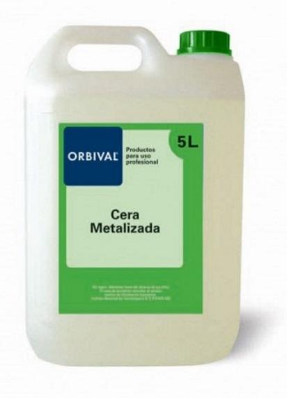 CERA METALIZADA ORBIVAL