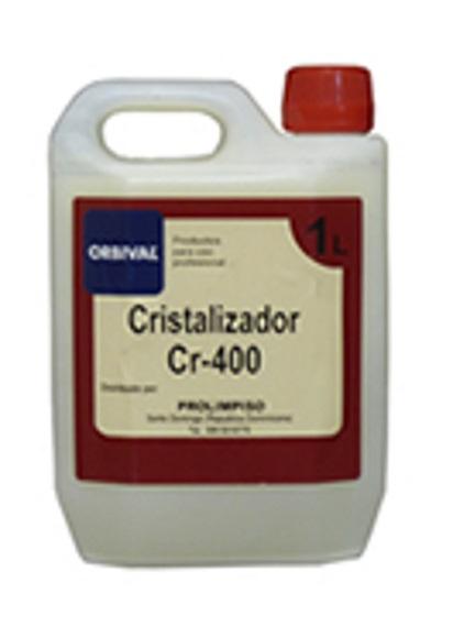 CRISTALIZADOR CR400 ORBIVAL