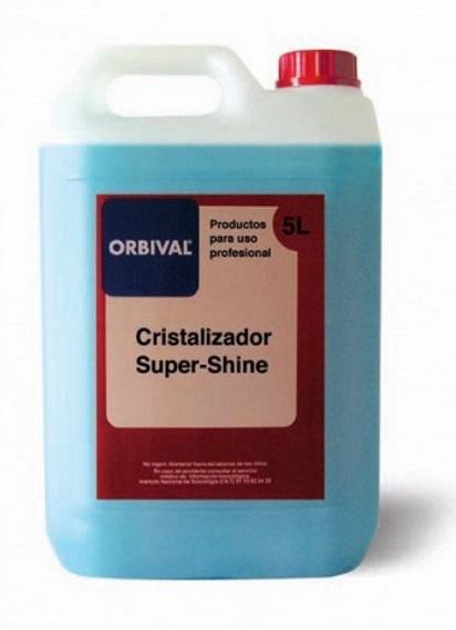 CRISTALIZADOR SUPER SHINE ORBIVAL
