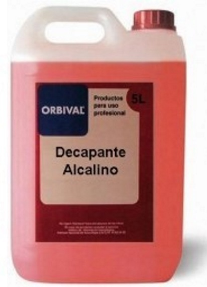 DECAPANTE ALCALINO ORBIVAL