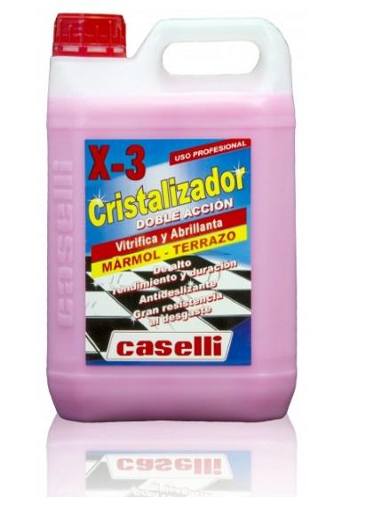 X3 CRISTALIZADOR CASELLI